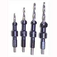 Screwsetter Bit Set, 4 Pc