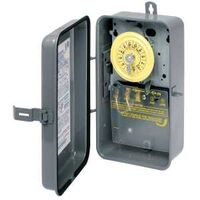 Time Switch with Case, 125V