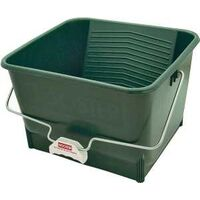 Bucket with Roll Off Area, 4 Gal