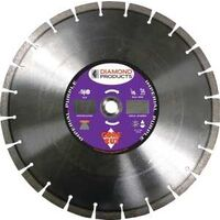Segmented Diamond Saw Circular Blade, 16""