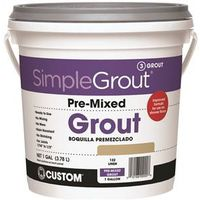 GROUT PREMIXED LINEN 1GAL