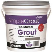 GROUT PREMIX DELOREAN GRAY 1GA