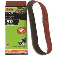 Gator 7034 Resin Bond Power Sanding Belt