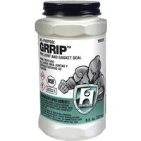 Grip Putty, 1/2 Pt Black