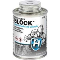 Block Putty, 1/2 Pt