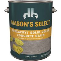 Mason'S Select 6200 Epoxacryl Solid Color Concrete Stain