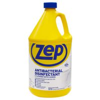 Zep Professional ZUBAC128 Anti-Bacterial Disinfectant Cleaner