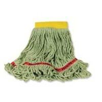 Shrinkless Wet Mop Head, Small Yellow