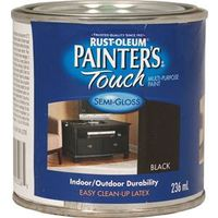 PAINT ACRY IN EX SG BLK 236ML