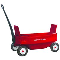 Radio Flyer 2700 Pathfinder Wagon 39 in L x 19 in W x 17 in D