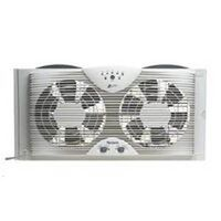 Twin Window Fan, 3 Speed