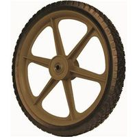 Martin Wheel PLSP14D175 Solid Diamond Tread Mower Wheel