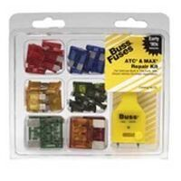 Auto Fuse Blade Assortment