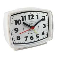 Quartz Analog Alarm Clock