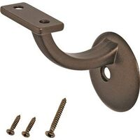 HAND RAIL BRACKET VEN BRONZE