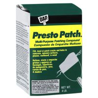 DAP Presto Patch Patching Compound