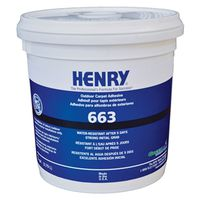 WW Henry 663-044 Carpet Adhesive