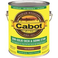 Cabot 1480 Oil Based Semi-Solid Deck and Siding Stain
