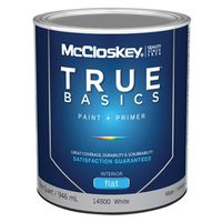 McCloskey True Basics 14500 Latex Paint