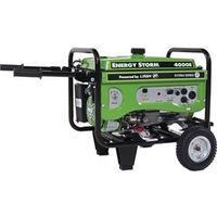 Equipsource EnergyStorm ES4000E Generator with Wheel Kit