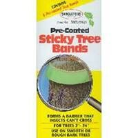 Precoated Sticky Tree Bands, 6 Pk