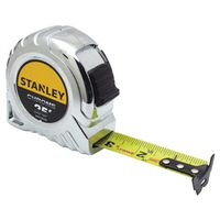 TAPE MEASURE 25FT CHROME