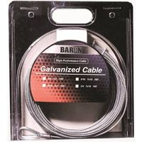 Baron 59005/50095 Pre-Cut Extra Flexible Aircraft Cable