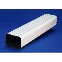 27075 15IN DOWNSPOUT WHITE