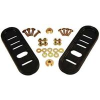 Snow Thrower Shoe Kit, Universal