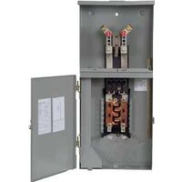 Ringless Main Panel, 200 Amp