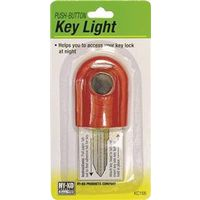 Hy-Ko KC166 Multi-Colored Push Button Key Light