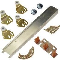 Bypass Door Hardware Set, 71""