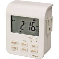 Woods 50009 Indoor Timer