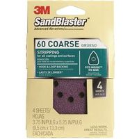 SandBlaster 9670 Power Sanding Sheet