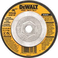 Dewalt DW8435 Pipeline Cutting/Grinding Wheel