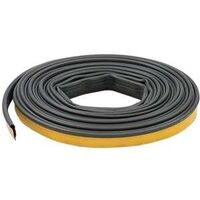 SMOKE SEAL DOOR GASKET, BLACK