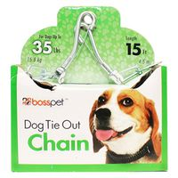 TIE OUT CHAIN TWIST 2.5MMX15FT