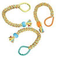 TOY PET TUG REG ROPE W/LOOP