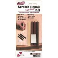 Staples Decto Stick Blendable Wood Scratch Repair Kit
