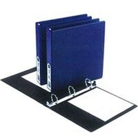 Assorted Color Vinyl Binder, 2""