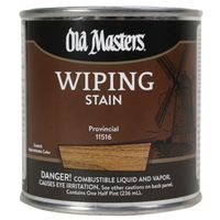 Old Masters 11516 Oil Based Wiping Stain