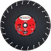 Rescue Diamond Saw Blade, 14""