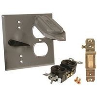 Hubbell 5166-5 Weatherproof Device Cover