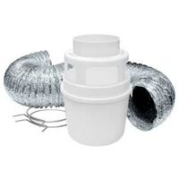 Lint Trap Vent Kit