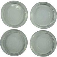 Clear Round Cups, 2 3/8&quot; Id