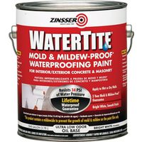 Zinsser 5001 Watertite Waterproofing Paint