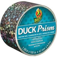 Duck Prism Small Star Pattern Crafting Tape