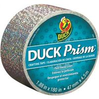 Duck Prism Lots of Dot Pattern Crafting Tape