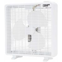 HOMEBASIX 10in Box Fan by Homebasix F-1022 045734634657 at Sears.com