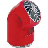 Two Speed Personal Fan, Red